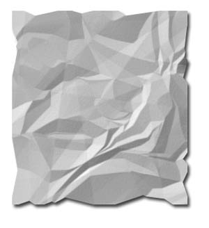 crumpled paper in photoshop a photoshop tutorial by janee
